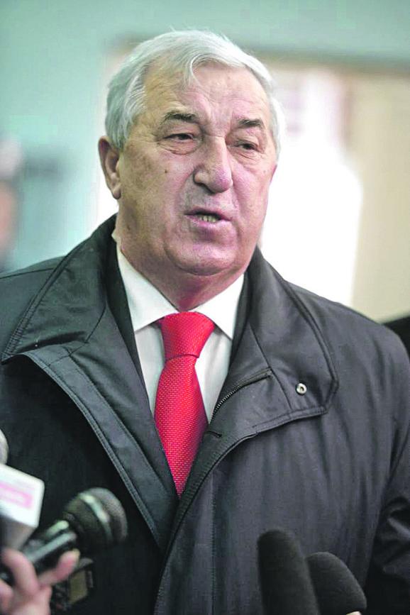 Direktor Radoš Milovanović