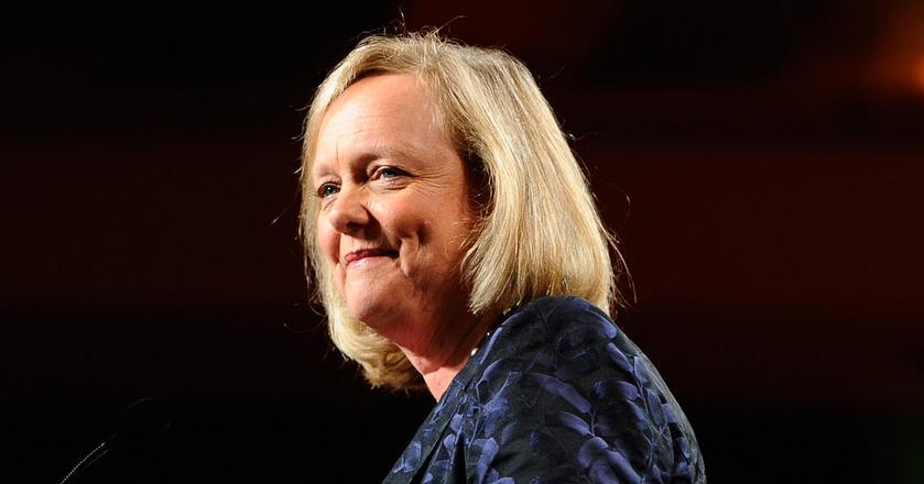 Meg Whitman sławę w branży tech zdobyła prowadząc przez 10 lat eBay, a potem Hewlett-Packard
