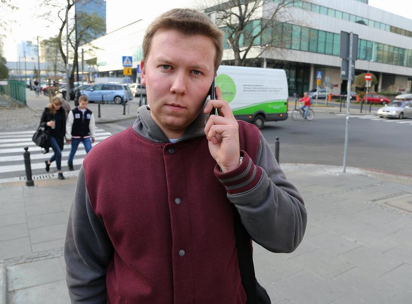 Bartłomiej Figaj, dziennikarz Faktu