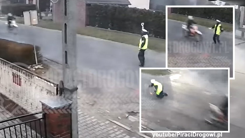 Dramatyczny wypadek w Tarnowie Opolskim