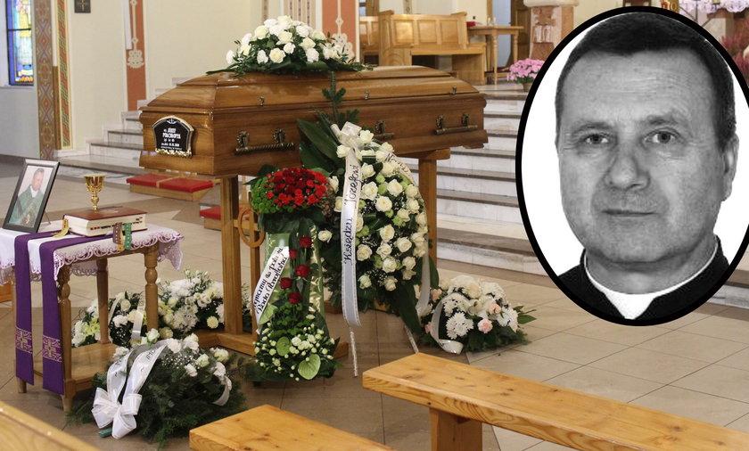 Ks. Józef Półchłopek zmarł w wieku 65 lat, w 40. roku kapłaństwa.