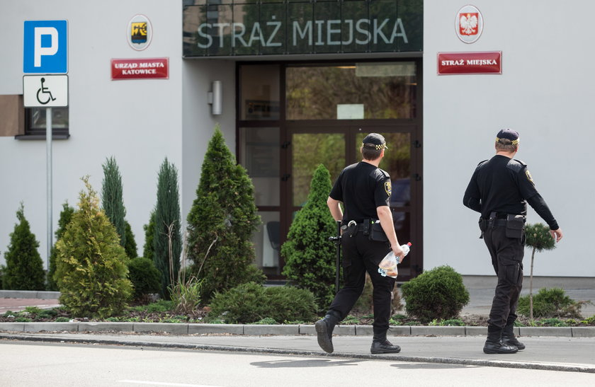 Siedziba Straży Miejskiej w Katowicach