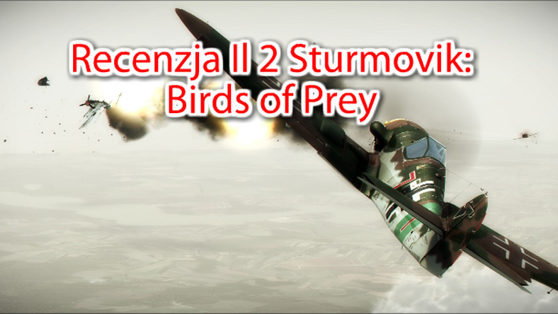 Il-2 Sturmovik: Birds of Prey - recenzja