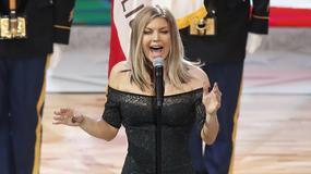 Fergie zmasakrowała hymn USA