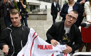 Sasin o wyniesieniu protestujących niepełnosprawnych z Sejmu: Mamy ogromne pokłady cierpliwości, empatii i dobrej woli