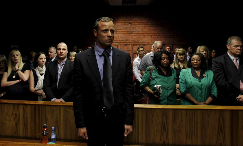 Oscar Pistorius nie ma już możliwości odwołania się od wyroku