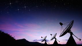 Odebrano tajemnicze fale radiowe spoza naszego Układu Słonecznego