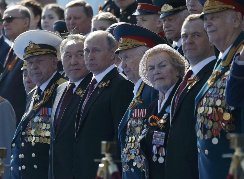 Dzień Zwycięstwa w Rosji