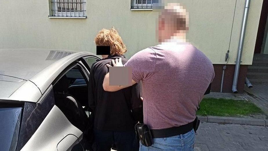 W sobotę para usłyszała zarzuty i przyznała się do winy