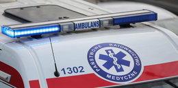 Karetka zderzyła się z taksówką. 5 osób rannych, w tym noworodek