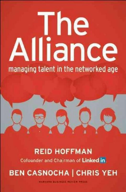 """""""The Alliance"""", czyli Reid Hoffman o przymierzu firm z pracownikami"""
