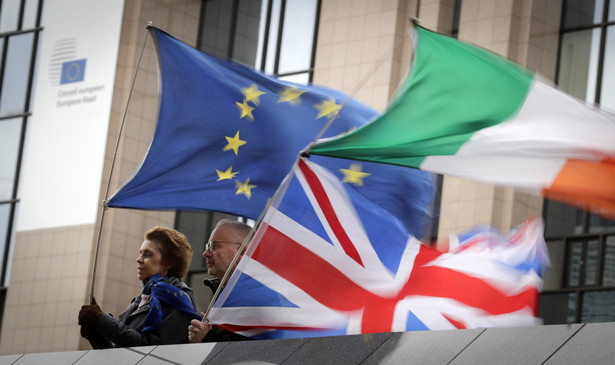 brexit Irlandia Wielka Brytania UE