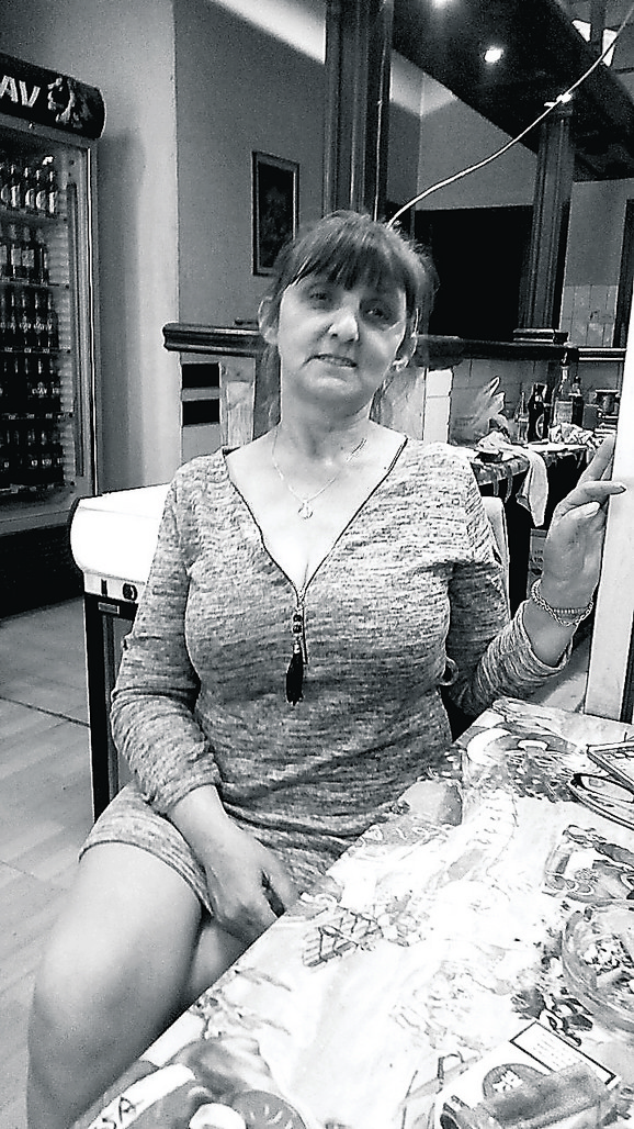 Gosti kafića koji  je vodila zvali je  Majka Tereza:  Ubijena Nada Pajić