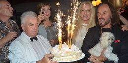 Stan Borys wyprawił 75. urodziny