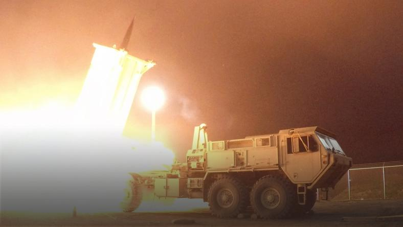 USA NORTH KOREA DEFENSE THAAD (US Missile Defense Agency tests THAAD Defense System)