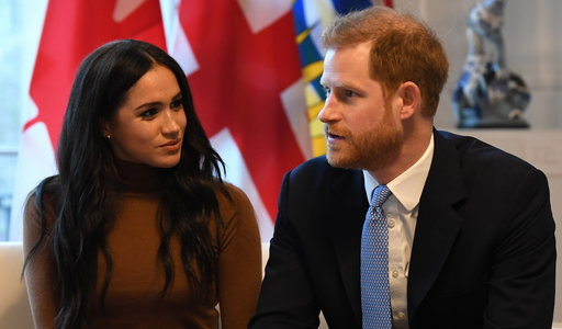 Thomas Markle pozywa córkę Meghan i księcia Harry'ego!