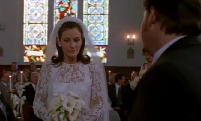 Odbegla mlada je činila sve da bi se svidela muškarcima od kojih je bežala na venčanjima sve dok se nije pojavio muškarac koji ju je zavoleo BAŠ TAKVU KAKVA JESTE