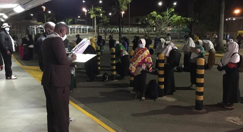 17 arrested with fake Covid-19 certificates at JKIA