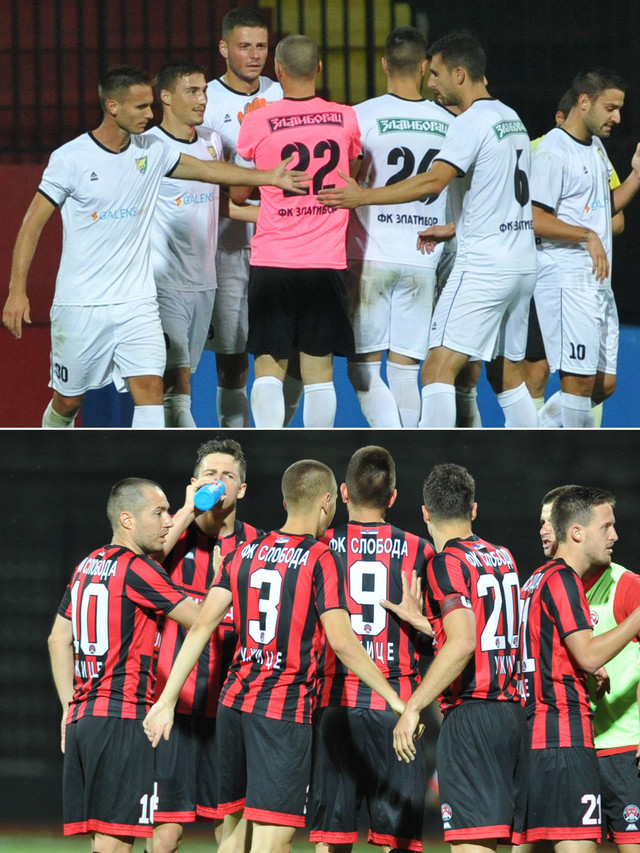 FK Sloboda Užice FK Zlatibor