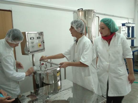 Linija za proizvodnju soka