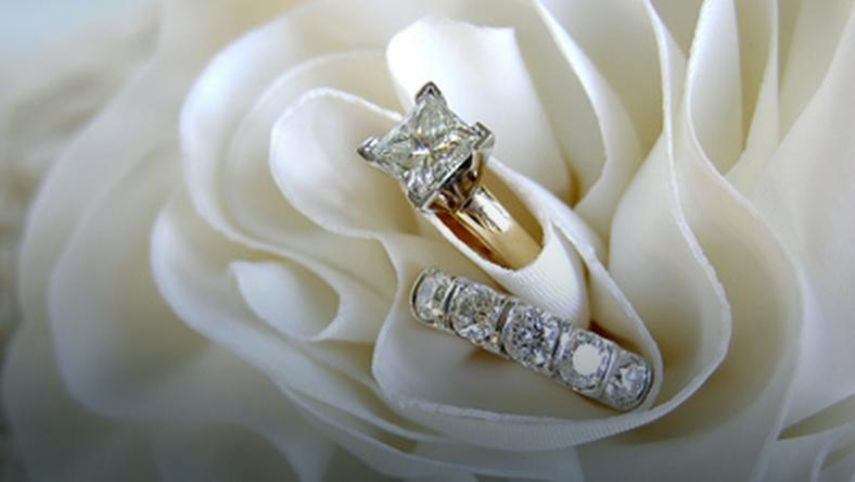 Pierścionek I Obrączka ślub