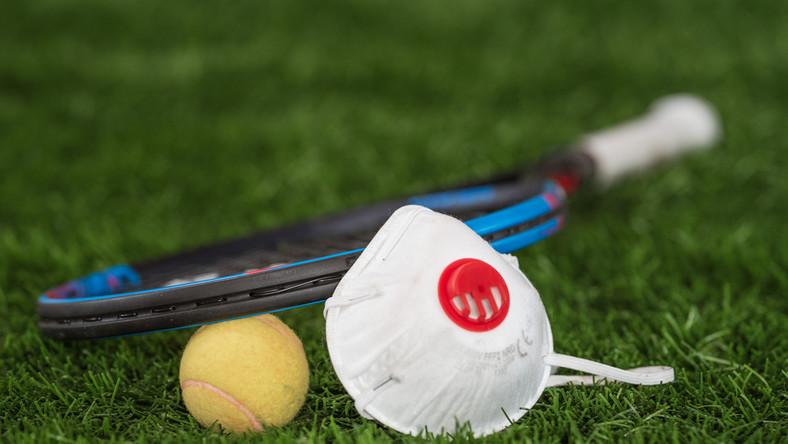 tenis koronawirus
