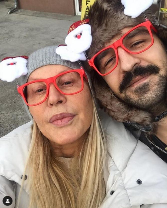 Verica Rakočević Kuzmančević sa suprugom Veljkom Kuzmančevićem privlači veliku pažnju i na Instagramu