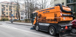 W Krakowie zebrali 2 tony groźnych pyłów z ul. Lea
