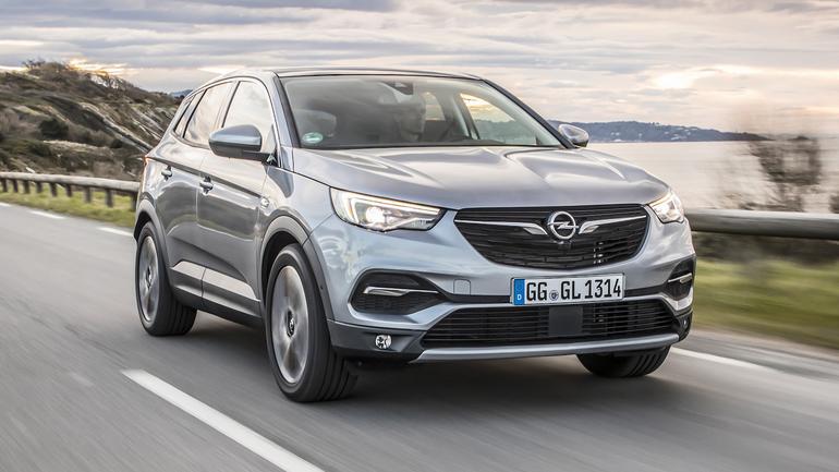 Opel Grandland X 2.0 CDTI Utlimate