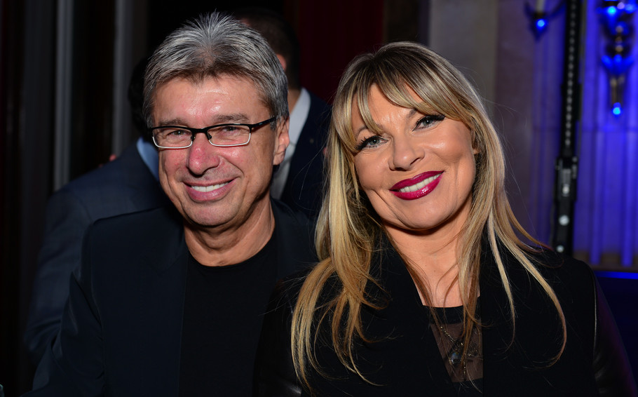 Suzana Jovanović i Saša Popović