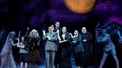 'The Addams Family' Musical Was Panned. Then It Became a Hit.