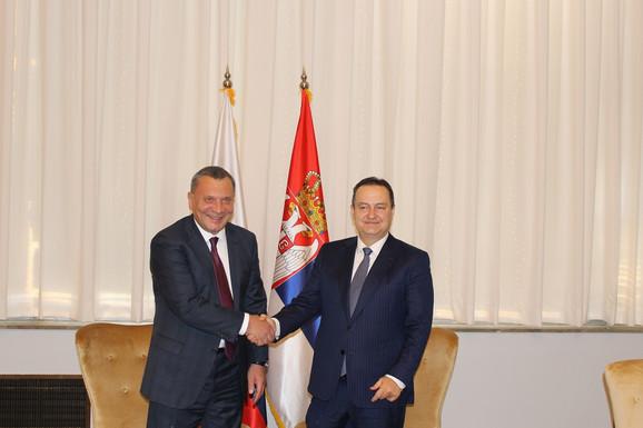 Dačić sa Borisovim