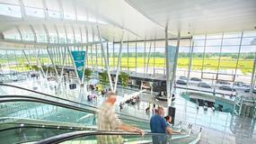 """Lotnisko we Wrocławiu - nowy terminal """"Budową Roku 2012"""""""