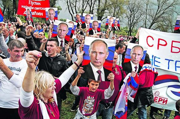 Da li Putin ovim spornim imenovanjem povećava pritisak na vlasti u Srbiji