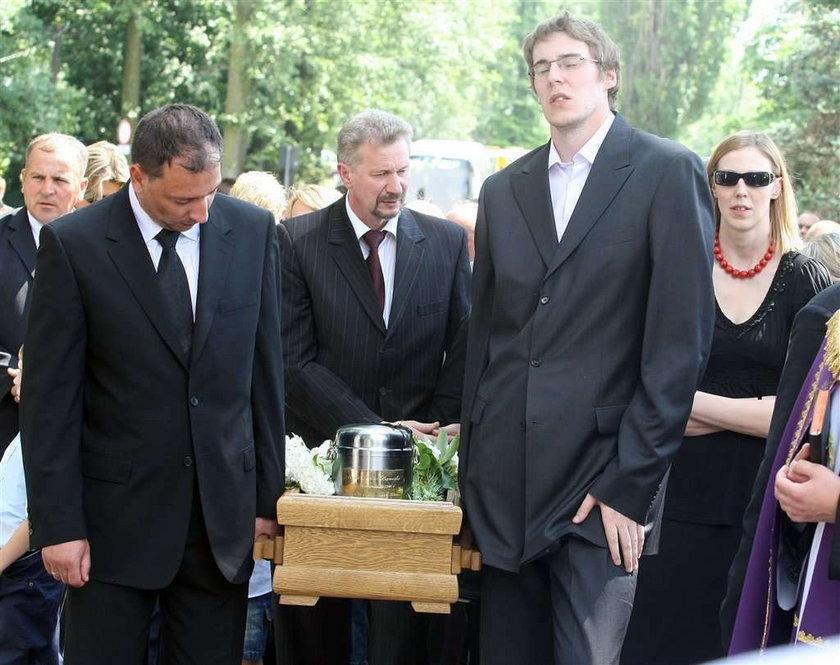 Nie żyje ojciec Agaty Mróz. Ryszard Mróz zmarł po długiej chorobie
