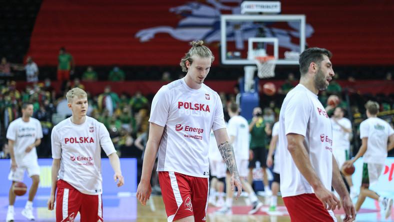 Koszykarze reprezentacji Polski