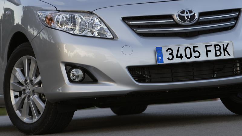 09 Toyota Corolla