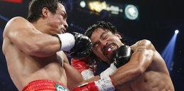 Gruba kasa za walkę bokserską