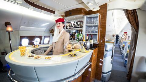 Patrycja Czyżewska pracuje w Emirates od czterech lat