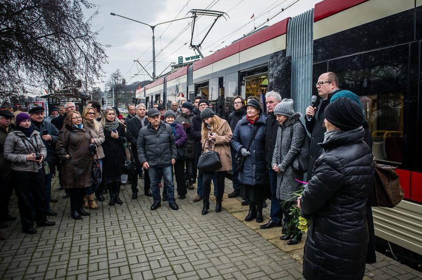Gdańsk uczcił pamięć Arkadiusza Rybickiego