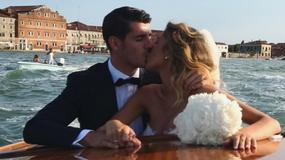 Alvaro Morata wziął ślub