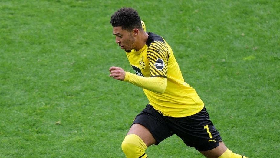 Jadon Sancho w brawach Borussii Dortmund