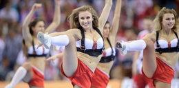 Zgrzyt na ME! Komu przeszkadzają cheerleaderki?