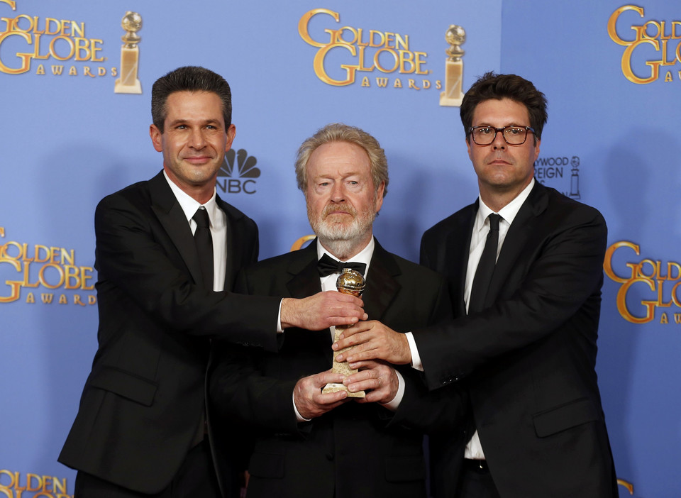 Ridley Scott, Simon Kinberg i Michael Scheafer
