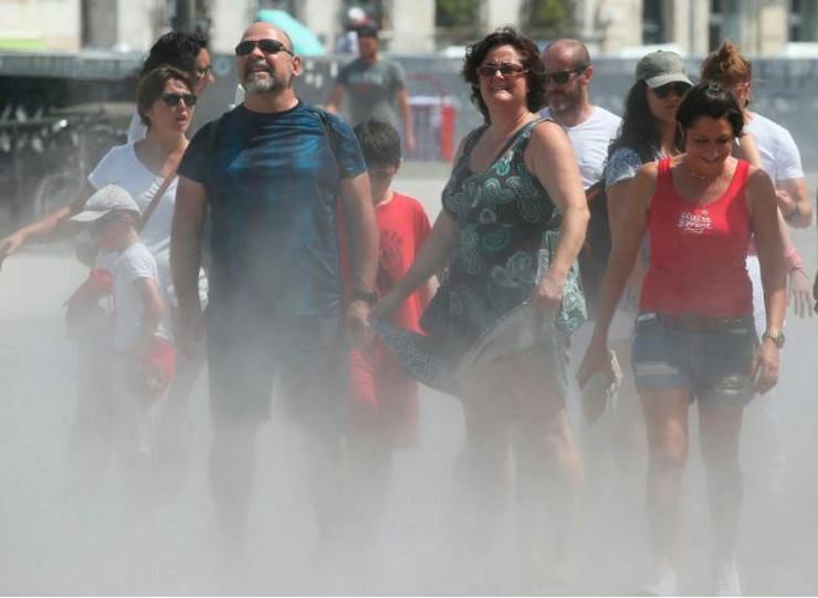 Vrućina Francuska ap1