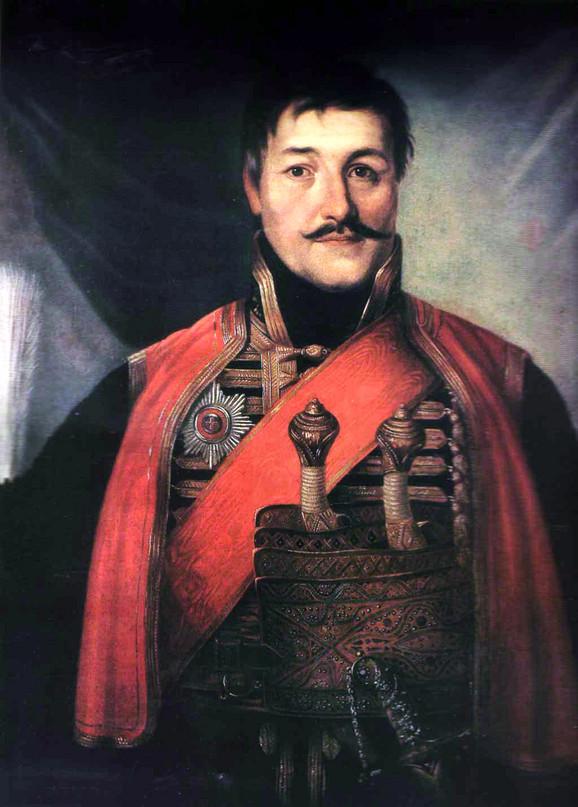 Karađorđe je Molera postavio za kneza