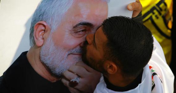 Iran może zaatakować w sieci w odwecie za śmierć Sulejmaniego
