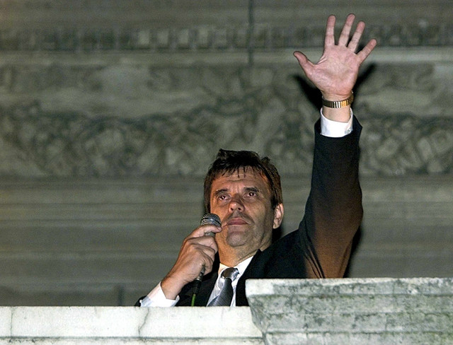 """Radomir Marković je krenuo ka Koštunici, a Ulemek ka DS"""