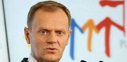 Seksistowski żart Tuska na konferencji?