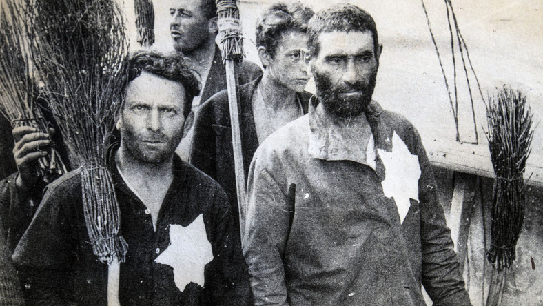 Żydzi. Rok 1940